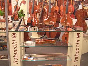 Trabucchi Musikmesse Frankfurt 2005