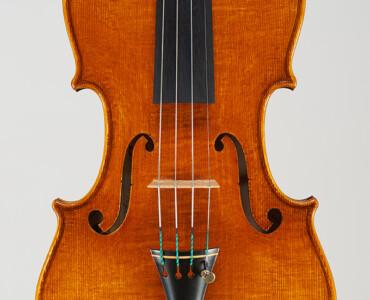 Stradivari violin 2010