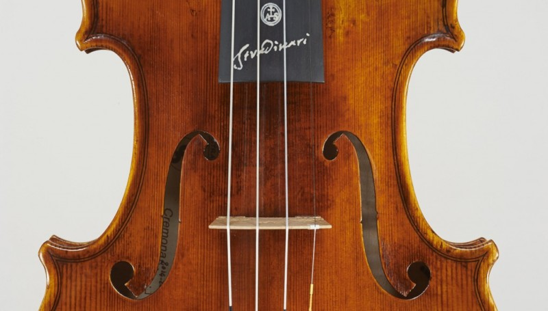 "Tribute to Antonius Stradivarius violin ""Il Cremonese 1715"""